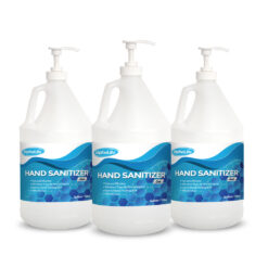 Hand Sanitizer GEL unscented 3 gallons