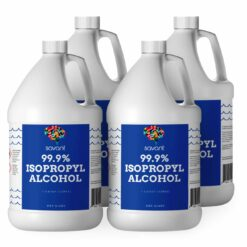 99% Isopropyl Alcohol - Four Gallons