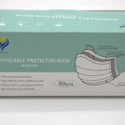 kids 3ply face mask non medical mask 50 count